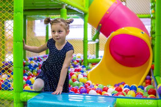 sala zabaw atrakcje dla dzieci Dolina Charlotty
