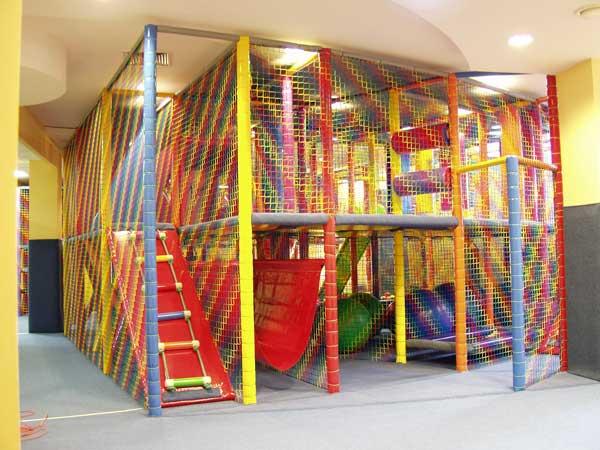 sala zabaw Gibon atrakcje dla dzieci Kraków