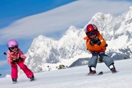Schladming Dachstein Austria rodzinne anrty