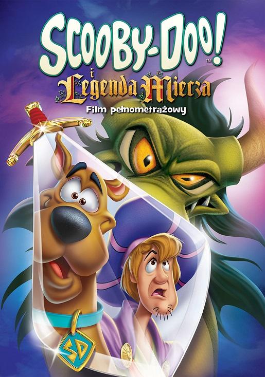 scooby doo i legenda miecza premiera dvd