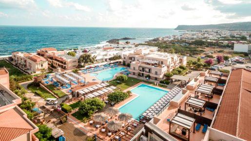 Grecja wakacje z dzieckiem 2018 Kreta