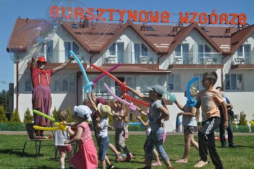 sianożęty ustronie morskie wakacje z dzieckiem opinie