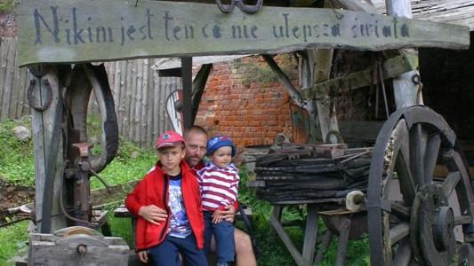 jezioro Siecino rodzinne atrrakcje
