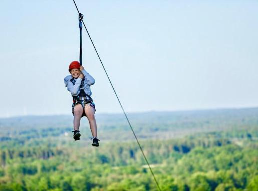 skania z dzieckiem najlepsze atrakcje dla dzieci Kungsbygget park przygód opinie atrakcje