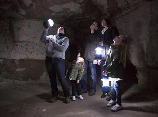 skania z dzieckiem najlepsze atrakcje dla dzieci jaskinia tykarpsgrottan opinie Fot. Frederik Johs