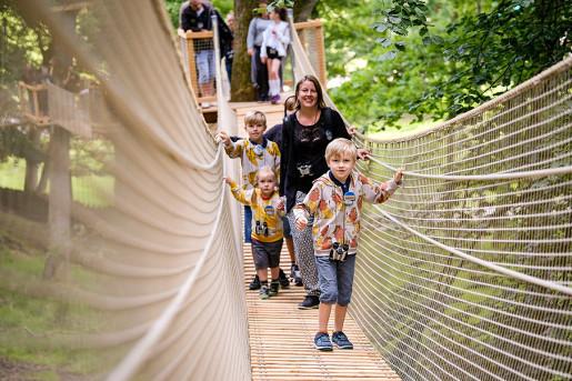 skania z dzieckiem najlepsze atrakcje dla dzieci skanes djurpark expedition up