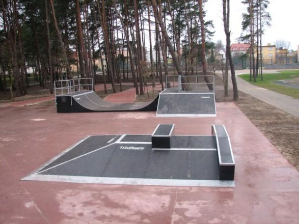 skate park pobierowo atrakcje dla dzieci