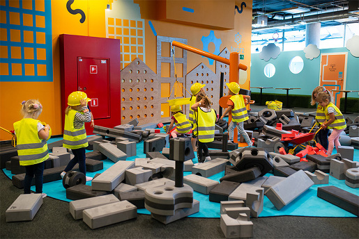 smart kids planet warszawa opinie tworz plac budowy