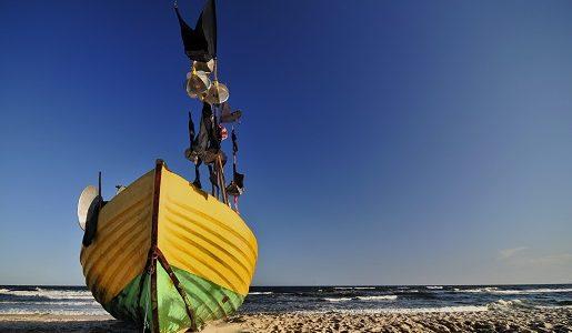 spokojne miejscowości nad Bałtykiem morzem opinie