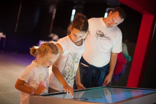 stanowiska multimedialne laboratorium wyobrazni poznan atrakcje rodzinne opinie cennik