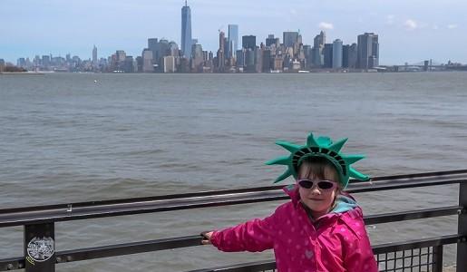 stany zjednoczone z dzieckiem USA atrakcje NOWY Jork