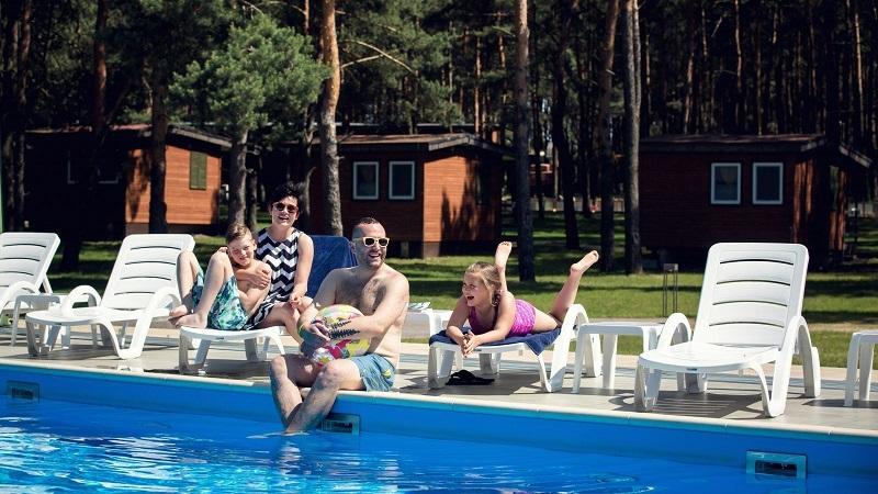 Jura Krakowsko-Częstochowska domki z basenem