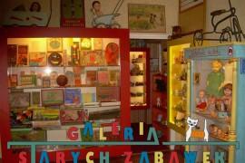 Gdańsk atrakcje dla dzieci muzeum zabawek