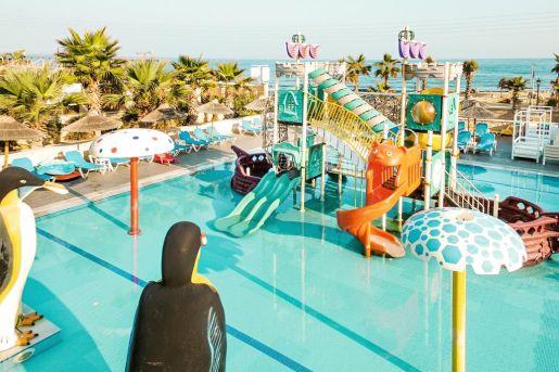 Kreta wczasy z dzieckiem All Inclusive z aquaparkiem