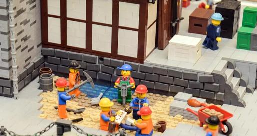 strefa fun park wystawa klockow lego atrakcje rodzinne opinie cennik