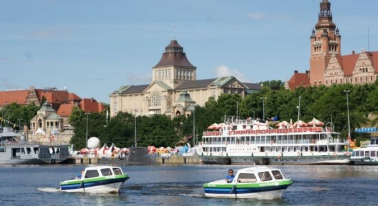 Szczecin rodzinne atrakcje nad morzem