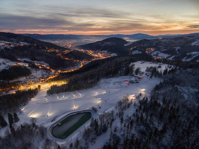 Szczyrk Mountain Resort atrakcje dla dzieci narty opinie