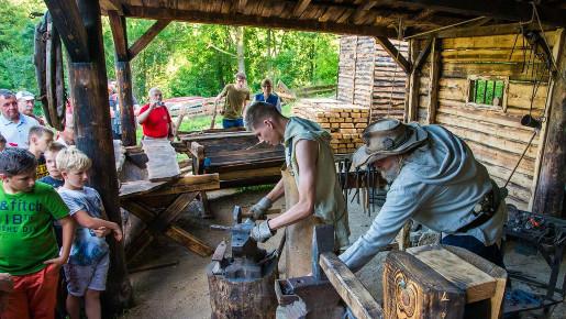 szklarska poręba atrakcje dla dzieci osada poszukiwaczy skarbów żelazny tygiel waloński opinie ceny bilety