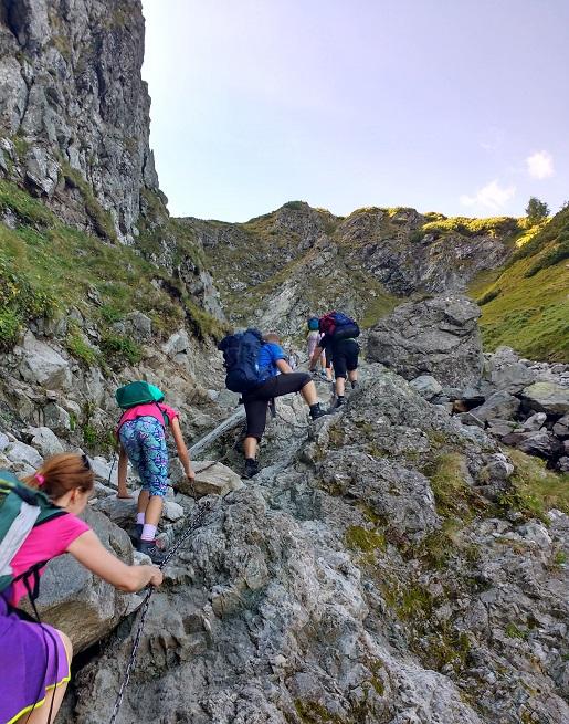szlak na Tatrzańską Łomnicę z dziećmi opinie trasy