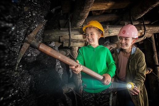 atrakcje dla dzieci na Śląsku kopalnia w Zabrzu opinie