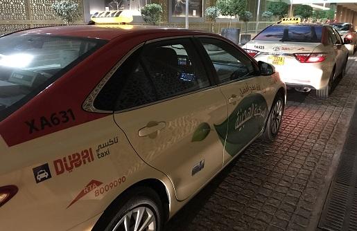 taksówki w Dubaju ceny opinie