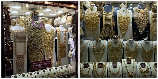targ złota Dubaj atrakcje ceny