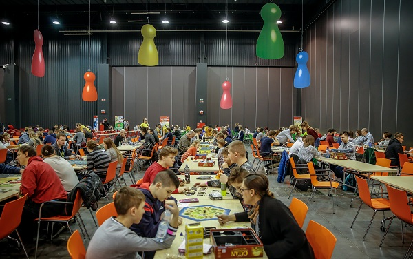 targi gier Gdańsk 2019 godziny ceny atrakcje