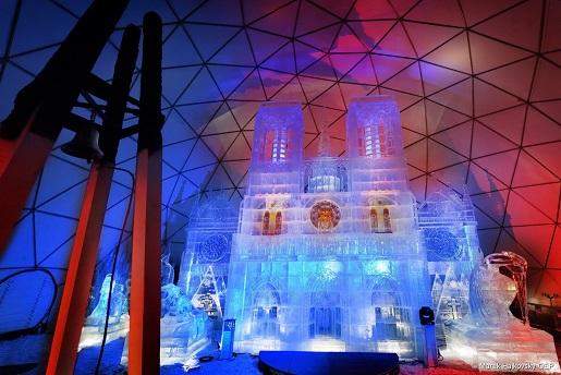 tatrzańska świątynia lodowa notre dame 2019 2020