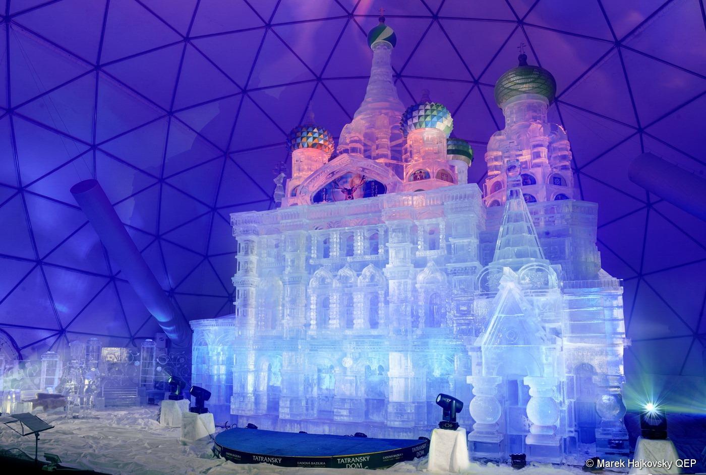 tatrzańska świątynia lodowa 2020 2021 ceny Słowacja