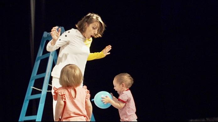 Warszawa  teatr dla dzieci rodzinne atrakcje