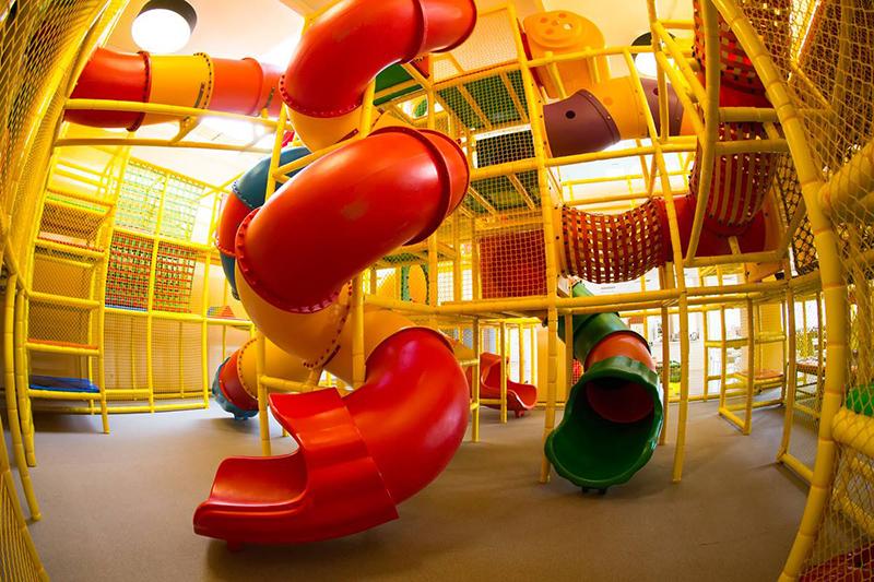 Sala Zabaw Tęcza atrakcje dla dzieci Warszawa