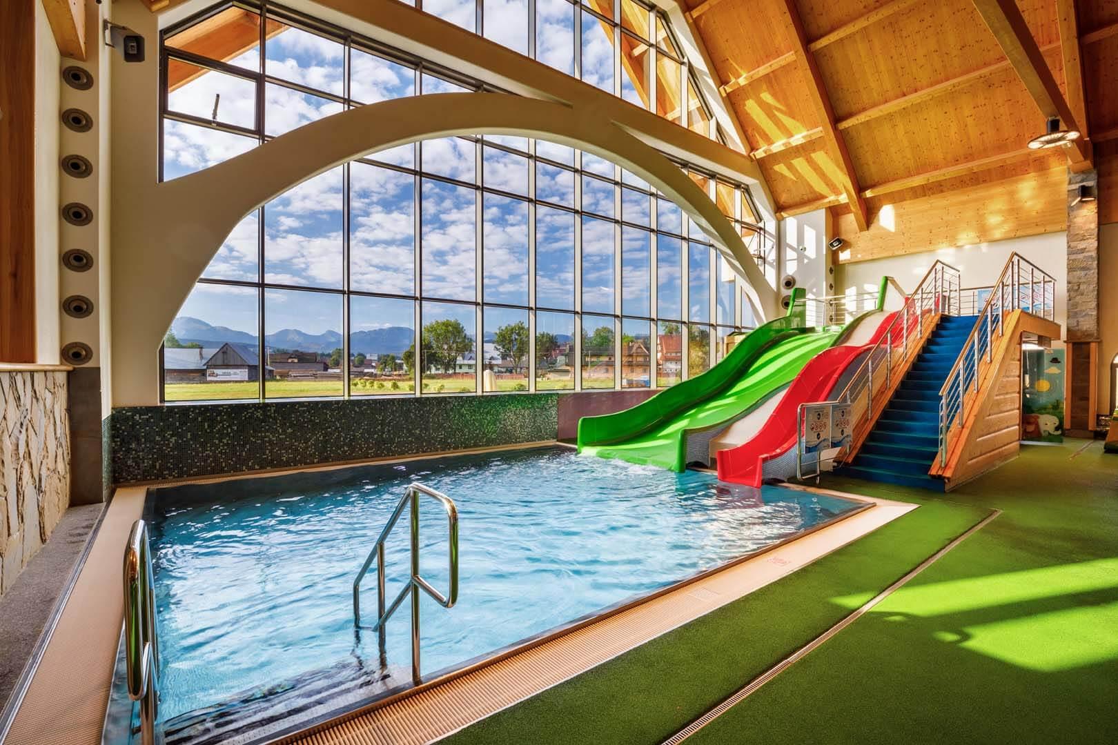 termy chochołowskie dla dzieci atrakcje baseny