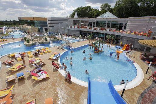 najlepsze baseny termalne w Polsce Termy Uniejów