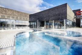 aquapark Lidzbark Warmiński baseny termalne opinie