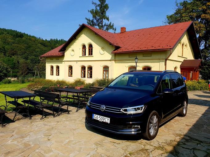 test spalania volkswagen touran diesel 2.0 tdi opinie