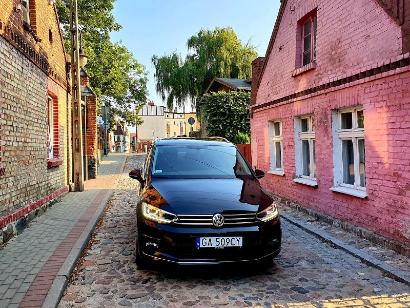 test volkswagen touran idealne auto rodzinne