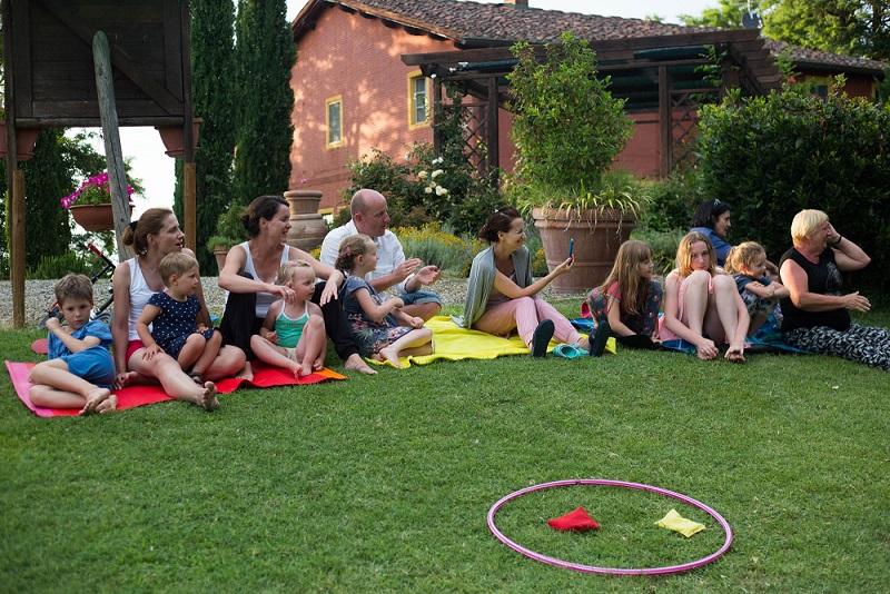 Wakacyjne Przedszkole Toskania wakacje z dzieckiem