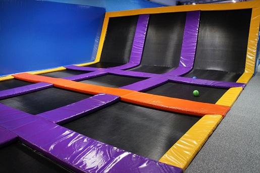 trampoliny park17 bydgoszcz atrakcje z dziecmi opinie weekend