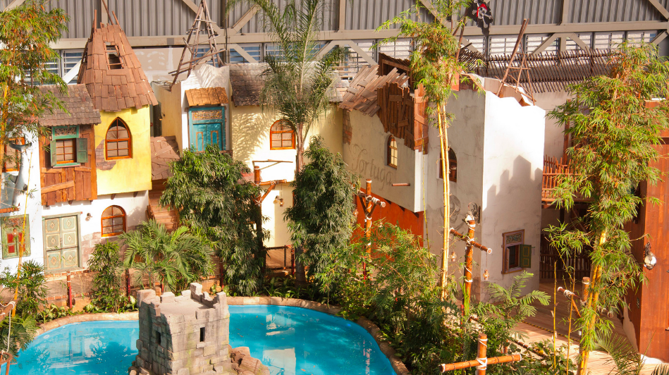 tropikalna wyspa tropical isand berlin ceny opinie bilety z dzieckiem nocleg domki