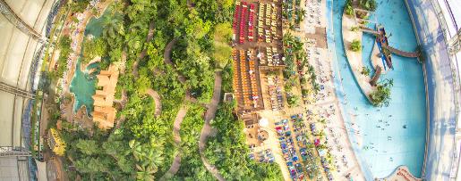 tropikalna wyspa tropical island berlin ceny opinie bilety z dzieckiem lot balonem