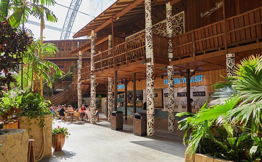 tropikalna wyspa tropical island berlin ceny opinie bilety z dzieckiem wioska tropikalna 1