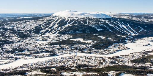 trysil norwegia narty podróż z dzieckiem atrakcje skandynawia