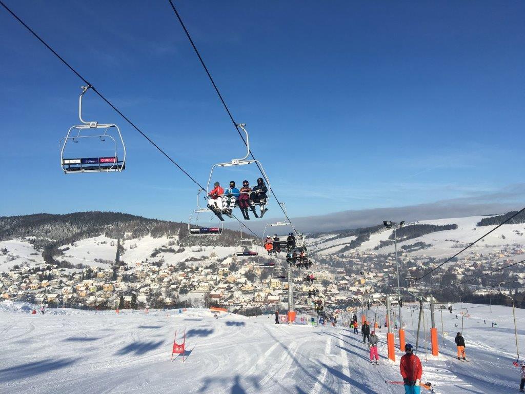 tylicz master ski najlepsze miejsca na narty z dziećmi