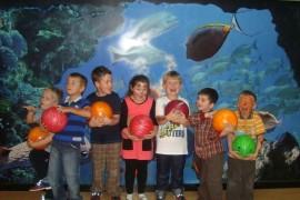 kręgle Gdynia atrakcje dla dzieci