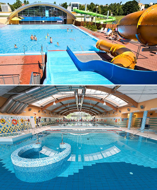 ustronie morskie atrakcje dla dzieci aquapark baseny helios opinie ceny zwiedzanie