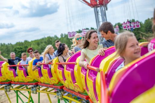 ustronie morskie atrakcje dla dzieci pomerania fun park atrakcje opinie ceny bilety