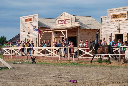 ustronie morskie atrakcje dla dzieci western park opinie ceny bilety