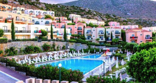 Kreta wczasy z dzieckiem ceny aquapark Village resort opinie