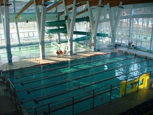 władysławowo basen ze zjeżdżalnią