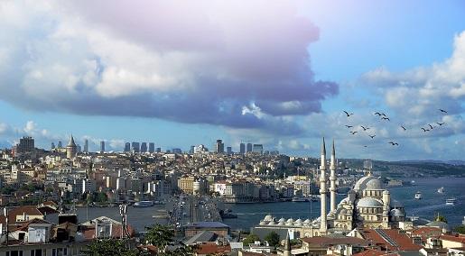 jaka pogoda zimą w Turcji opinie styczen luty pogoda